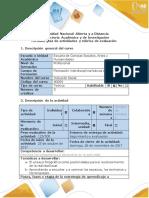 Guía de Actividades y Rúbrica de Evaluación - Paso 4 - Realizar Ensayo Fotográfico