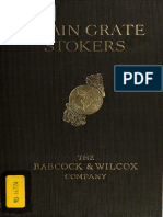Chain Grate Stoker-Book by Babcock and Wilcox