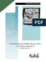 Fundamentos de Programacion Con Visual Basic 6