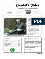 January 2009 Gambel's Tales Newsletter Sonoran Audubon Society