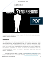 What is Social Engineering_ - IPleaders
