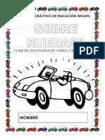 SOBRE+RUEDAS+PROYECTO+INFANTIL+3+AÑOS