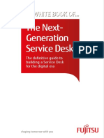 White Book Next Generation Service Desk