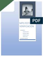 Mps Festo Verificación