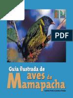 Guía Ilustrada de Aves de Mamapacha