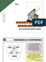 Unidad 1 Arquitectura Bioclimatica