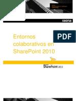 Entornos Colaborativos en Share Point 2010