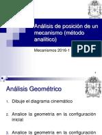 Analisis Posicion Analitico 161