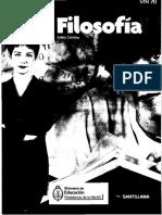 Cortina Adela - Filosofia (Ed Santillana)