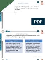 """RESISTENCIA DE MATERIALES """"Metrado de Cargas"""""""