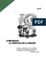 Comunidad y Misión ES