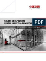 Food and Drink Industry RO