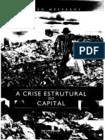 MÉSZÁROS, I. A crise estrutural do capital.pdf