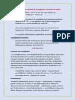 Actividad N° 11 Actividad de Investigación Formativa II Unidad