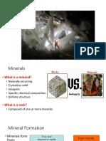 mineral ppt pdf