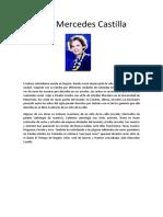 Biografia Mercedes Castilla