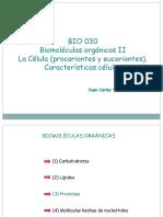 BIO030 Biomol - bioenergetica