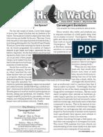 May-Summer 2008 Wingtips Newsletter Prescott Audubon Society