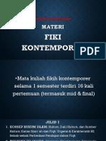 FIKIH KONTEMPORER