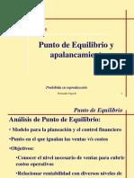 PPT Apalancamiento Operativo y Financiero
