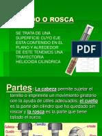 Tipos de Rosca