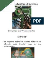 ejercicio motores electricos
