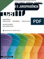 Livro Legislacao e Jurisprudencia LGBTTT