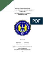 Proposal PI