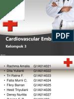 Embriologi Cardiovascular