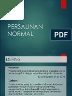 EDIT ONSET KALA I-IV partus normal.ppt
