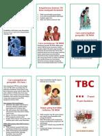 Leaflet TB MDR