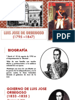 Luis Jose de Orbegoso