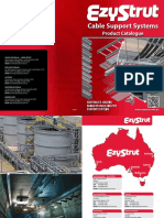 EzyStrut Cable Support Systems Catalogue Web