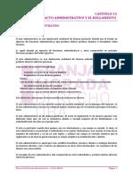 Resumen Administrativo 2do Parcial - Balbin