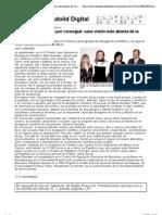 Mara Dierssen Aboga Por Conseguir Una Visin Ms Abierta de La Ciencia - El Da de Valladolid Digital