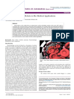 Brief Review on Nano Robots in Bio Medical Applications 2168 9695.1000101