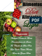 Alimentos Diet e Light (SLIDE)