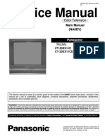 Panasonic Teamx5 Na6dv Chasis Ap380