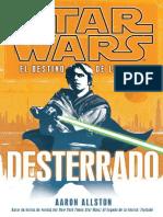 Allston Aaron - Star Wars 168 - El Destino De Los Jedi - Desterrado.pdf
