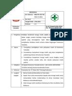 Sop Kredensial, Tim Kredensial, Bukti-bukti Sertifikasi Dan Lisensi