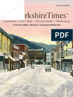 Our BerkshireTimes Magazine Holiday Issue, 2017