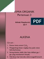 KIMIA ORGANIK P3