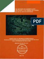 Evaluación de Métodos de Conservación de Suelos