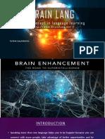 Brain Lang