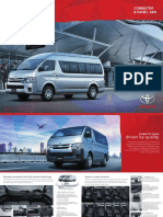 Toyota Hiace Brochure