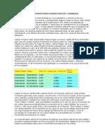 Reducción de Costos Mediante Productividades Parciales y Combinadas