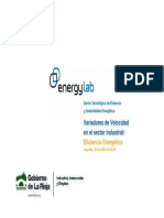 VFD en El Sector Industrial