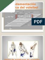 Fundamentaciòn Técnica Del Voleibol