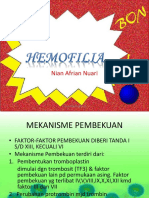 Penyakit Hematologi Transfer