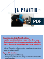 Pengarahan Kerja Praktik